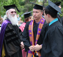 Class of 2013 Celebrates Commencement