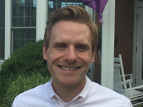 Corey Grazul, '08