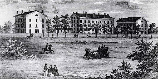 Albion Female College, 1835