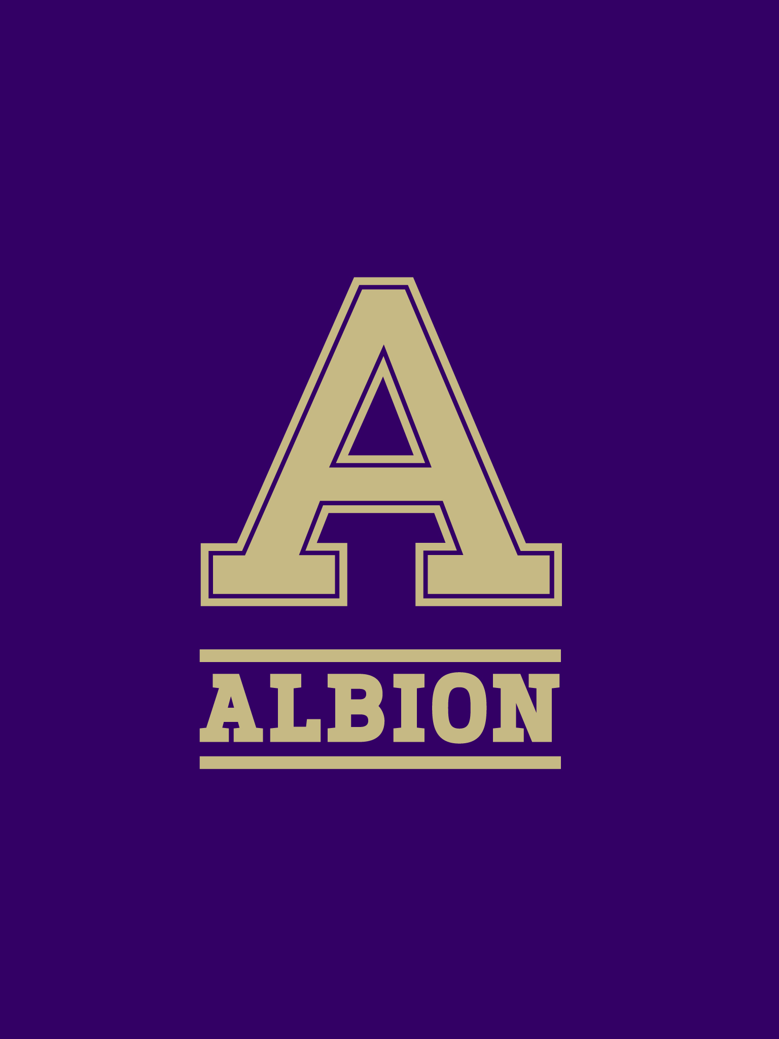 Albion Athletics iPad wallpaper