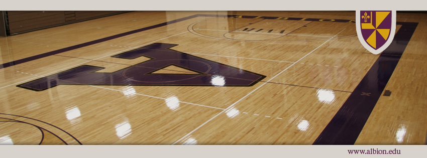 Facebook Timeline cover photo: Kresge Gym