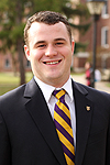 Colin Carr, '09, Admission Counselor, Albion College