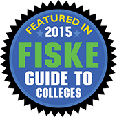 Albion is featured in the 2015 Fiske Guide to Colleges.