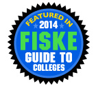 2014 Fiske Guide to Colleges badge