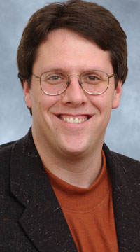 Darren Mason, professor of mathematics