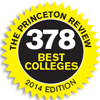 Albion is one of The Princeton Review's 378 Best Colleges for 2014.