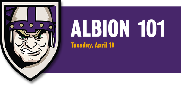 Albion 101 - Spring 2017
