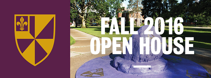Albion College Fall Open House