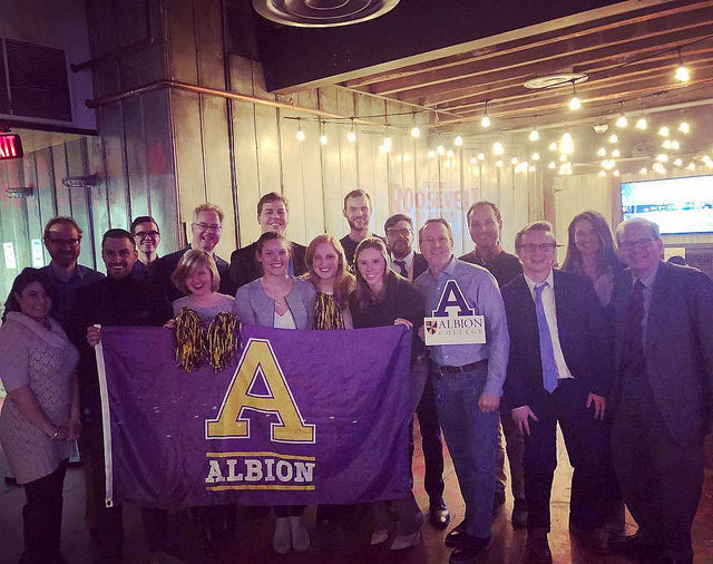 D.C.-area alumni celebrate Albion Everywhere