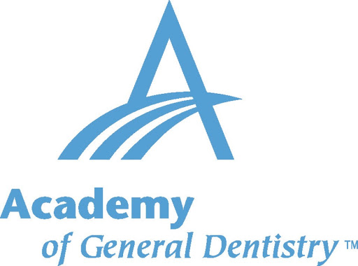 Academy of General Dentestry logo.