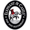 Elephant and Castle Pub and Restaurant logo.