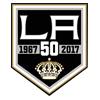 L.A. Kings logo.
