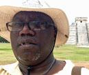 Ola Olapade, professor of biology, Albion College