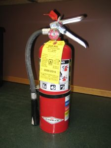 Fire Safety at Albion College