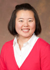 Heidi Yoon, former visiting lecturer, chemistry, Albion College