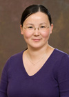 Yuxia Qian, Albion College assistant professor of communication studies
