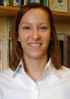 Megan Hill, visiting assistant professor, communication studies, Albion College