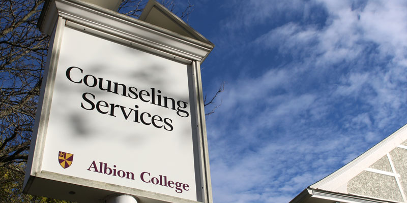 Albion College Counseling Services