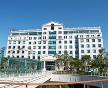 The Hanyang University School of Business building