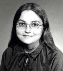Mary Collar, '1987