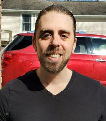 Sociology professor Matt Schoene