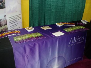 Albion College's Equestrian Center Recruitment Events