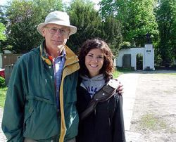 Geoff Cocks and Kayla Kiley, '07