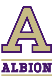 Albion College Athletics logo