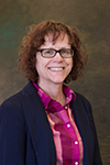 Sandy Covington - Assistant Director of Prospect Research and Management