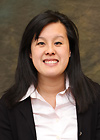 Gerica Lee, assistant director of annual giving