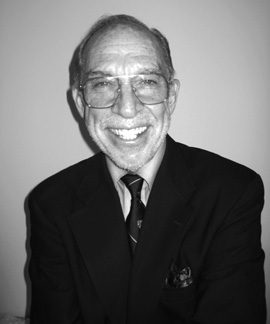 Forrest Heaton, 2010 Albion Distinguished Alumni Award winner