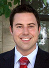 Matthew vandenBerg, associate vice president for development