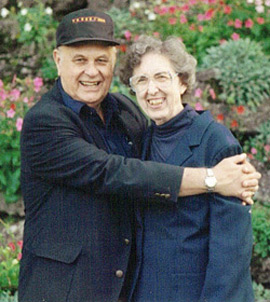 Roy and Mae Harrison Karro