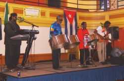 ACSU hosts Reggaefest in April with a steel drum band, panel discussion, and Caribbean cuisine