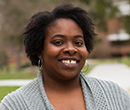 Keena Williams, '09, director and president's special advisor for global diversity