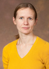 Nadiya Fink, assistant professor of mathematics, Albion College