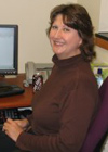 Karla R. McCavit, instructor and director of the Quantitative Studies Center, Albion College