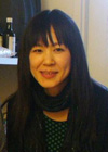 Eriko Ike, visiting instructor of Japanese, Albion College
