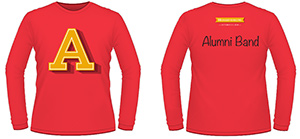 Alumni Band Shirt 2014