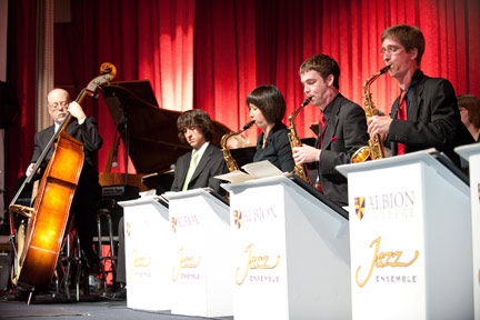 Albion College Jazz Ensemble