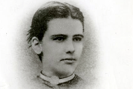 The Rev. Dr. Anna Howard Shaw, circa 1873