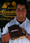 A Grandville product, Matt Ankenbrandt, '12, is a three-year letterwinner on the baseball team.