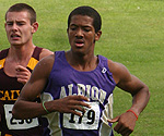 Paul Lewis was an all-Michigan Intercollegiate Athletic Association performer in cross country in 2010.