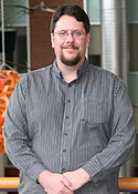 Darren Mason was appointed to the Albion faculty in 2001.