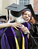 Albion College Commencement photo