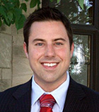 Matt vandenBerg, the new associate vice president for development, Albion College