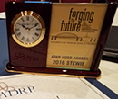 "Albion College won the 2016 ""Stewie"" for Video of the Year, awarded by the Association for Donor Relations Professionals."