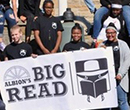 Albion Big Read 2017 youth leaders