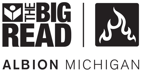 The Big Read returns to Albion in 2016.