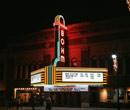Bohm Theatre marquee